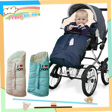 Baby Travel Sleeping Bag Stroller Envelope Warm Carriers Pram Footmuff Car Seat