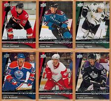 2009-10 , UPPER DECK , SERIES 2 , YOUNG GUNS , PICK FROM DROP-DOWN LIST