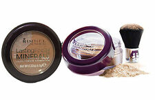 RIMMEL LASTING FINISH MINERALS 12 HOUR WEAR LOOSE POWDER NEW **CHOOSE SHADE**