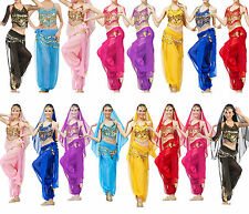 Belly dance clothes costume belly dance set indian dance wear HY