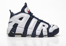 "2016 Nike Air More Uptempo ""Olympic"" USA Size 4y-15 LIMITED 100% Authentic DS"