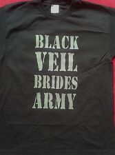BLACK VEIL BRIDES ARMY BOYS T-SHIRT