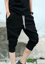 New Fashion Tide male Casual men's Clothing Casual haroun pant 7minutes of pants