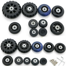 Replacement Luggage Suitcase Spinner Mute Wheels Luggage Repair Parts