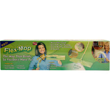 FLEXIBLE MOP MOPS WITH LIGHT CLEANS FLOOR MICROFIBRE HEAD CLOTH CLEANING OFFER
