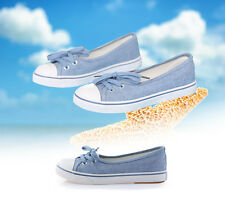 Woman Casual Shoes Comfortable Causal Slip On Canvas Summer Shallow Mouth Shoes