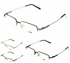 CR002 MEMORY Titanium Half Rimless Frames TRANSITIONS PHOTO-GRAY Reading Glasses