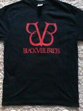 BLACK VEIL BRIDES MENS LOGO T-SHIRT
