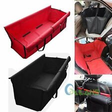 AU Pet Dog Cat Car Rear Back Seat Waterproof Cover Safety Mat Protector Hammock