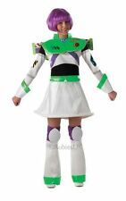 Adult Disney Toy Story Miss Buzz Lightyear Ladies Fancy Dress Costume Outfit