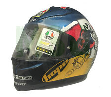 AGV K5 Guy Martin 3Some Helmet NEW 2016 Full Face Race Rep Motorcycle helmet