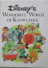 Disney's Wonderful World of Knowledge: Year Book 1980