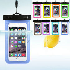 Waterproof Underwater Pouch Dry Bag Case Cover For iPhone Cell Phone Useful New