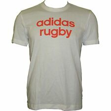 ADIDAS PERFORMANCE CATEGORY TEE RUGBY T SHIRT S-XL NEW 35€ slim tshirt football