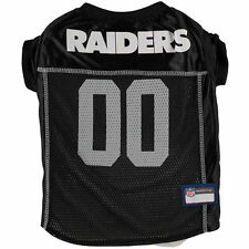 Oakland Raiders Dog Jersey Officially Licensed NFL Products