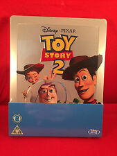 Toy Story 2  Blu ray Limited Edition Steelbook  UK /  New & Sealed