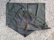 NEW BRITISH ARMY SURPLUS ISSUE INFANTRY BERGEN 10L SIDE POUCH LINER,OLIVE GREEN