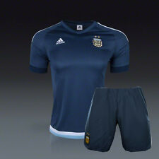 Argentina Away Jersey Fifa World Cup 2015-2016 Navy Lionel Messi Team Barcelona