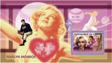 Guinea - 2006 Actress Marilyn Monroe - Stamp Souvenir Sheet - 7B-030