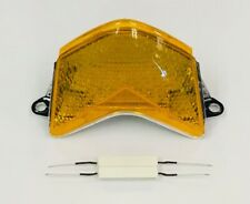 05-06 ZX6R 636 LED YELLOW Taillight Tail Signal Light 2005 2006