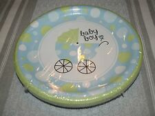 """Its A Boy"" Baby Shower Party Party Supplies Blue Napkins Plates Centerpieces"