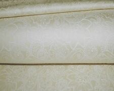 800TC Egyptian Cotton WATERBED SHEET SET Sateen Ivory Floral