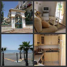 Spanish Holiday Apartment in Torrox, 1 minute to beach, car not needed,