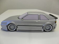 VW Corrado 1:10 RC Car Body Shell by Kamtec Tamiya Repro ABS