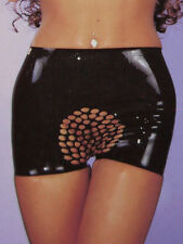 Sharon Sloane Latex Peek-a-boo Knickers