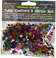 SALE! Table Confetti Weddings, Happy Birthday,Just Married,Party,Stars,Weddings+