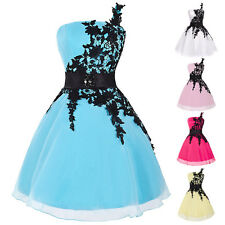 Sexy Short Lace Party Cocktail Dresses Pageant Formal Prom Homecoming Grad Dress