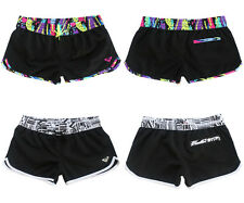 ROXY Womens Quick Dry Surf Pants Sexy Bermudas Shorts Board Shorts Swim Trunks