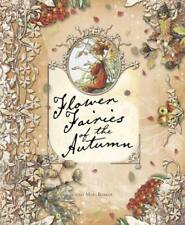 FLOWER FAIRIES OF THE AUTUMN - NEW HARDCOVER BOOK