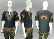 Odeneho Wear Men's  Polished Cotton Top With Dashiki. African Clothing