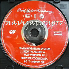 2007-2008 Ford Expedition Edge Explorer F-150 250 350 Navigation DVD 7P Map 2009 (Fits: Ford)