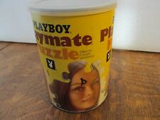 1973 Playboy Playmate Puzzle Miss March, Bonnie Large, complete w/picture insert