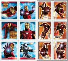 Marvel Avengers Hero Iron Man Stickers Party Favors Crafts
