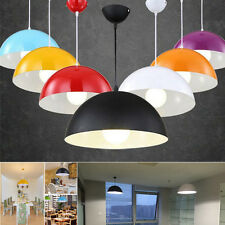 """Gloss 12""""/30CM Modern Arco Style Retro Dome Ceiling Pendant Light Lampshade Home"""