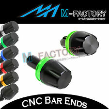 MF CNC Zero5 Bar End Slider Fit Kawasaki ZX-14 ZZR1400 06 08 09 10 11 12 13