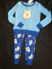 LADIES DISNEY WINNIE THE POOH 2 pc PAJAMA / LOUNGE SET NWTS size XS