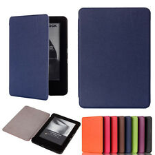 Magnetic PU Leather Smart Flip Case Cover For Kindle Touch 2014/New Kindle 2016