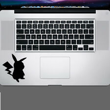 Pikachu shadow Vinyl for Macbook Trackpad laptop Smartphone iPhone Decal Sticker