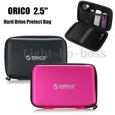 ORICO 2.5'' inch External Hard Disk Drive Portable Protect Bag HDD Carrying Case