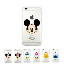 Disney Cutie Jelly Shockproof Slim Bumper Cover Case For Apple iPhone 6 / 6S