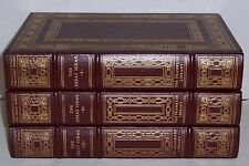 Franklin Library The Great Ideas 3 vols Syntopicon of Great Books Western World