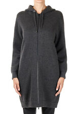 BRUNELLO CUCINELLI Woman Hooded Cardigan Made in Italy