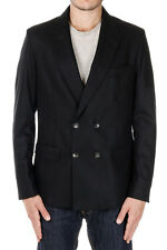 LOW BRAND Man Mixed Virgin Wool Double Breasted Blazer New with Tags