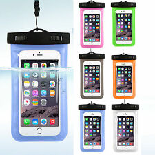 new Waterproof Underwater Pouch Dry Bag Case Cover For iPhone Cell Phone PDA MP4