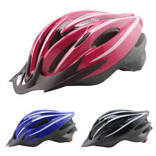 New Mountain Bike Sports Safety Bicycle 18 Holes Adult Men Cycling Helmet