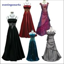 Cherlone Ballgown Formal Wedding/Evening Bridesmaid Full Length Ball Gown Dress
